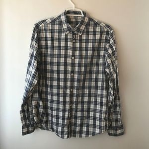 JT Threads Long Sleeve Button Up Shirt - USED